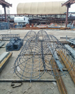 Structural Steel & Rebar Fabrication - Lintels