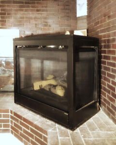 Gas Fireplace (Direct Vent Gas Appliance)