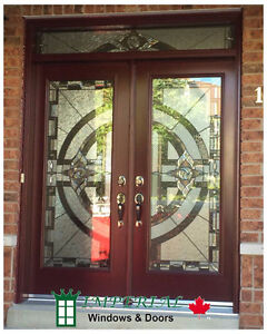 HIGH QUALITY ENTRY DOORS / FRENCH DOORS