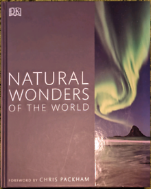 DK Natural Wonders of the World book