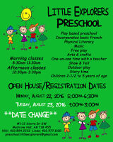 Little Explorers Preschool-Southridge