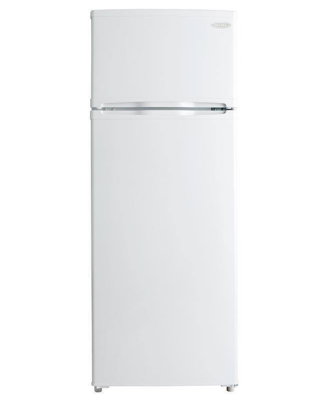 Danby DPF073C1WDB 24-Inch Top Freezer Refrigerator with 7.3