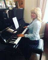 PROFESSIONAL PIANO TEACHER