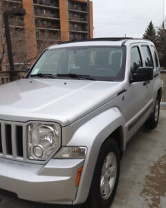 2009 Jeep Liberty SUV, Crossover - SAFTIED