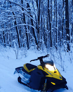2008 600 Rs sled