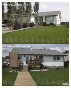 5bed 3bath for rent in Lacombe
