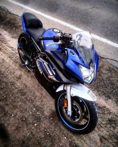 2013 Yamaha FZ6R