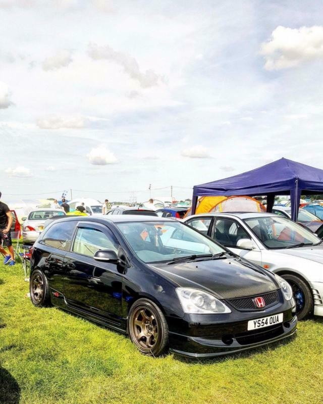 Honda Supercharger For Sale: HONDA CIVIC EP3 TYPE R JACKSON SUPERCHARGED 300BHP EK DC5