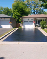 Driveway sealing *End of summer sale*