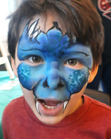 Birthday/Event Face Painting and Glitter Tattoo