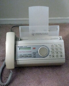 Fax/Copier/Phone Sharp UX-P105
