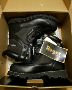 BRAND NEW ROYER WORK BOOTS SIZE 9.5