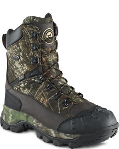 Irish Setter 2820 Grizzly Tracker Boots size 13