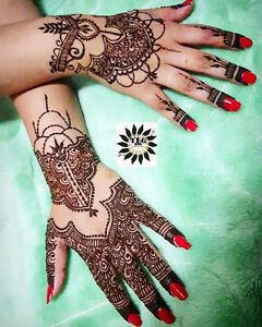 Henna/Mehendi for (Parties,Weddings and Other Occassions) Edmonton Edmonton Area image 5