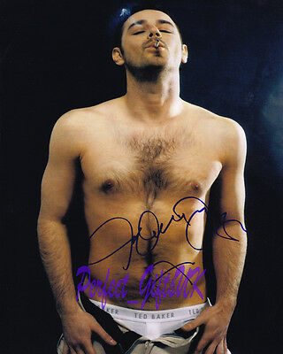 "DANNY DYER SIGNED AUTOGRAPHED 10x8"" PP RE-PRO PHOTO PRINT adulthood malice pimp"