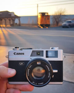 Paying CASH for film cameras, and photo equipment.