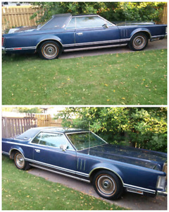 1979 Lincoln Mark V Special Edition