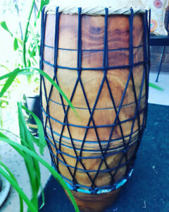 Hand crafted drum for sale