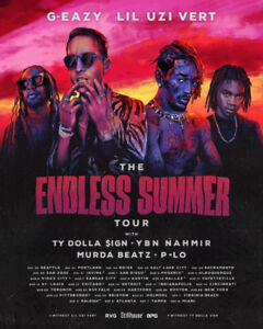 G-EAZY - the endless summer tour!!