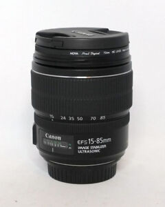 Canon EFS 15-85mm 1:3.5-5.6 IS USM Zoom Lens $450.00