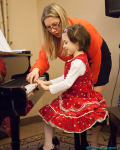Piano Lessons in Central Mississauga & Port Credit