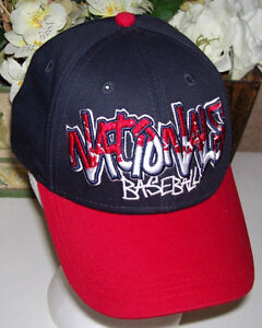 Washington Nationals New Era Youth 9Forty Cap London Ontario image 1