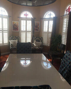 Shutters Shades Drapery and blinds 416 859 1901