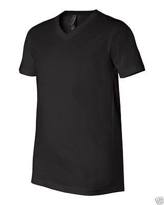 Men's Gem Rock Black/Black V-Neck Shirt Lot of (3) Size X-Large