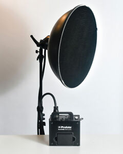 Profoto AcuteB 600AirS Kit with Profoto Beauty Dish and Grid