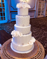 Custom Wedding cakes at great prices
