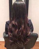 HAIR EXTENSIONS ♥ FUSION   MICROBEADS   TAPE-IN