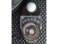 SEKONIC STUDIO DELUXE II L-398 M LIGHTMETER
