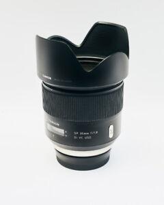 Tamron 35mm 1.8 VC SP for Nikon