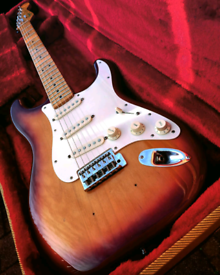 1982/83 Fender USA Stratocaster Dan Smith Era Guitar