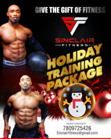 Sinclair_Fitness Holiday Promotion