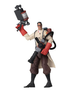 NECA Team Fortress 2 Red Medic Action Figure in store!