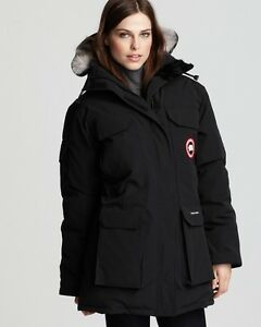 Canada Goose Expedition Parka Women's 2XL Black
