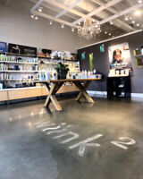 Busy Aveda concept salon seeking Full/Part time Hairstylist