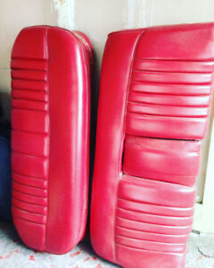 Mercedes 300c 1956 Car Seats, Chrome Bumper & parts $1
