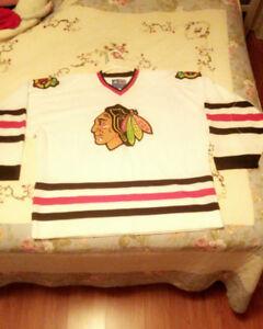 Chicago Blackhawks Hockey Jersey XL Starter
