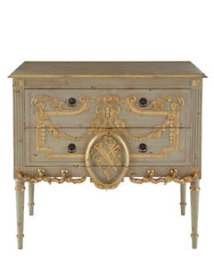 Antique French Style Chest