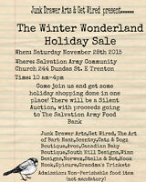 Save The Date! Winter Wonderland Holiday Sale!