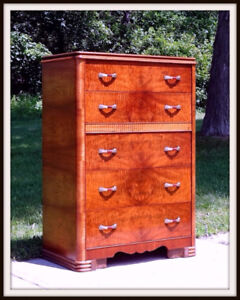 Vintage Tallboy by Andrew Malcolm
