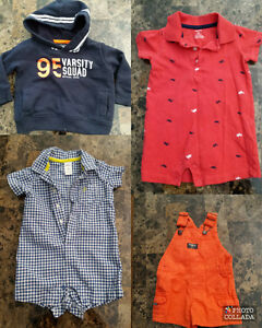 Tons of 3-6 Months baby outfits Stratford Kitchener Area image 1