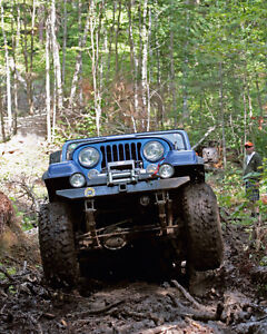 1982 Jeep CJ Coupe (2 door)