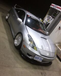 01 Celica gt TRD Coupe TRADE FOR GTS