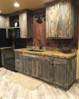 Custom Kitchen Cabinets | New Business Building Portfolio