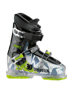 DALBELLO MENACE 3.0 JUNIOR TR/BLACK 2019 BOTTES DE SKI BOOTS