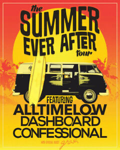 Summer Ever After Tour - All Time Low/Dashboard Confessional
