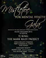 Mistletoe for Mental Health Gala - Tickets Reduced to $15.00